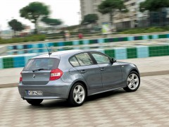 bmw 1-series 5-door e87 pic #22138