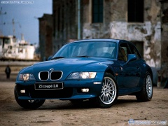 bmw z3 coupe pic #2510