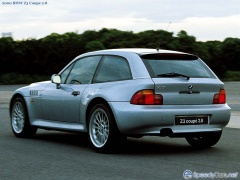 bmw z3 coupe pic #2511