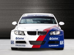 bmw 3-series wtcc pic #26987