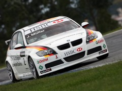 bmw 3-series wtcc pic #58919