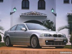 bmw 3-series e46 coupe pic #62802