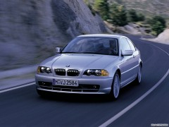 bmw 3-series e46 coupe pic #62805