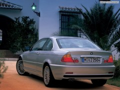 bmw 3-series e46 coupe pic #62808