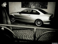 bmw 3-series e46 coupe pic #62814