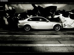 BMW 3-series E46 Coupe pic