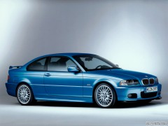 bmw 3-series e46 coupe pic #62816