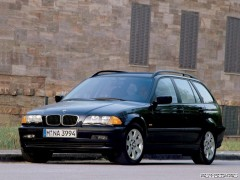 bmw 3-series e46 touring pic #62833