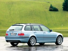 bmw 3-series e46 touring pic #62836