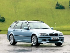 bmw 3-series e46 touring pic #62837