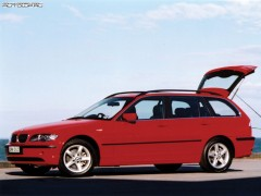 bmw 3-series e46 touring pic #62838