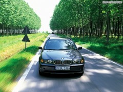BMW 3-series E46 Touring pic