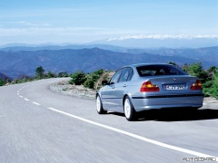 bmw 3-series e46 sedan pic #62871