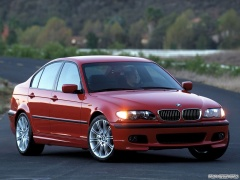 bmw 3-series e46 sedan pic #62874