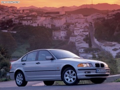 bmw 3-series e46 sedan pic #62875