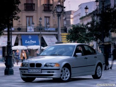 bmw 3-series e46 sedan pic #62876