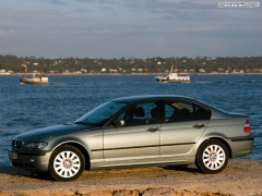 bmw 3-series e46 sedan pic #62879