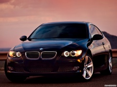bmw 3-series e92 coupe pic #62959