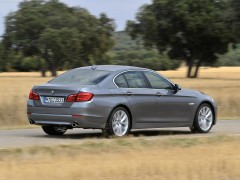 bmw 5-series f10 pic #69346