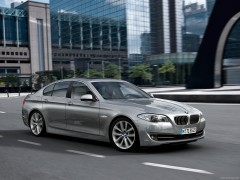 bmw 5-series f10 pic #69349