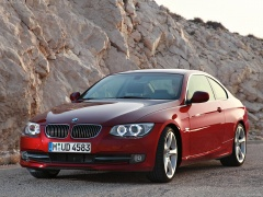 bmw 3-series e92 coupe pic #70716