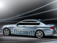 BMW 5-series ActiveHybrid pic