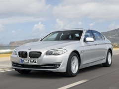 bmw 5-series long wheelbase pic #72899