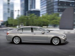 bmw 5-series long wheelbase pic #72900