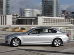 bmw 5-series long wheelbase pic #72902