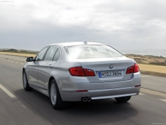 bmw 5-series long wheelbase pic #72906
