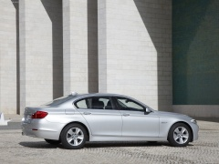 bmw 5-series long wheelbase pic #72908