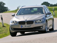 bmw 5-series touring pic #74127
