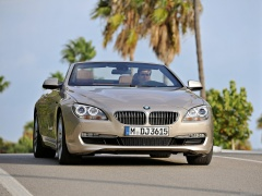 bmw 6-series convertible pic #77158