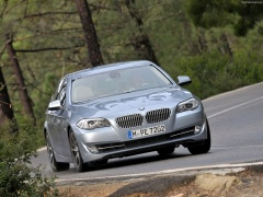 bmw 5-series activehybrid pic #88749