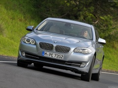 bmw 5-series activehybrid pic #88750