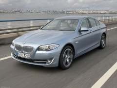 bmw 5-series activehybrid pic #88751