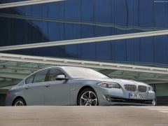 bmw 5-series activehybrid pic #88752