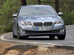 bmw 5-series activehybrid pic #88753