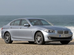 bmw 5-series activehybrid pic #88754