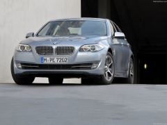 bmw 5-series activehybrid pic #88755