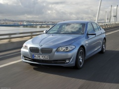 bmw 5-series activehybrid pic #88756