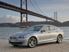 bmw 5-series activehybrid pic #88757