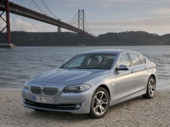 bmw 5-series activehybrid pic #88758