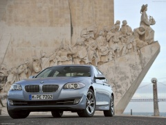 bmw 5-series activehybrid pic #88759