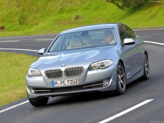 bmw 5-series activehybrid pic #88760
