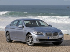 bmw 5-series activehybrid pic #88761