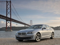 bmw 5-series activehybrid pic #88762