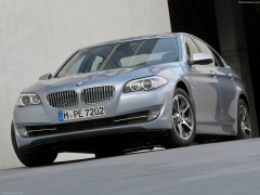 bmw 5-series activehybrid pic #88786