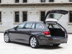 bmw 5-series touring pic #96483