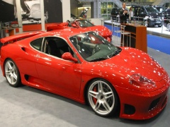 ferrari f360 novitec f1 supersport pic #12176